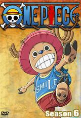 One Piece - Staffel 6 - Poster