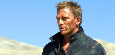 Daniel Craig als James Bond in Ein Quantum Trost