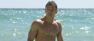 Daniel Craig in James Bond - Casino Royale