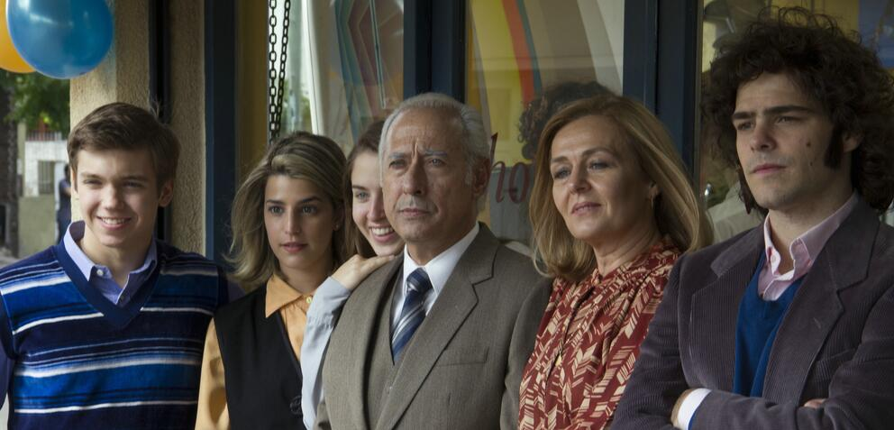 Sieht so eine Familie von Verbrechern aus? El Clan