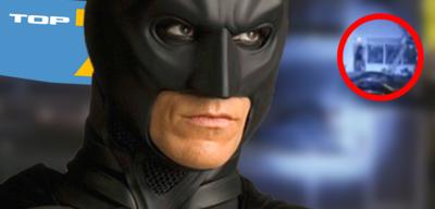 Top 7 Filmfehler bei DC