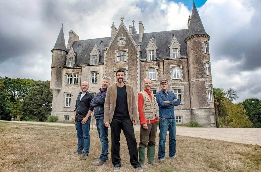 Kommissar Dupin - Bretonische Geheimnisse mit Pasquale Aleardi, Mathias Lösel, Bruno Grass und Jan Georg Schütte