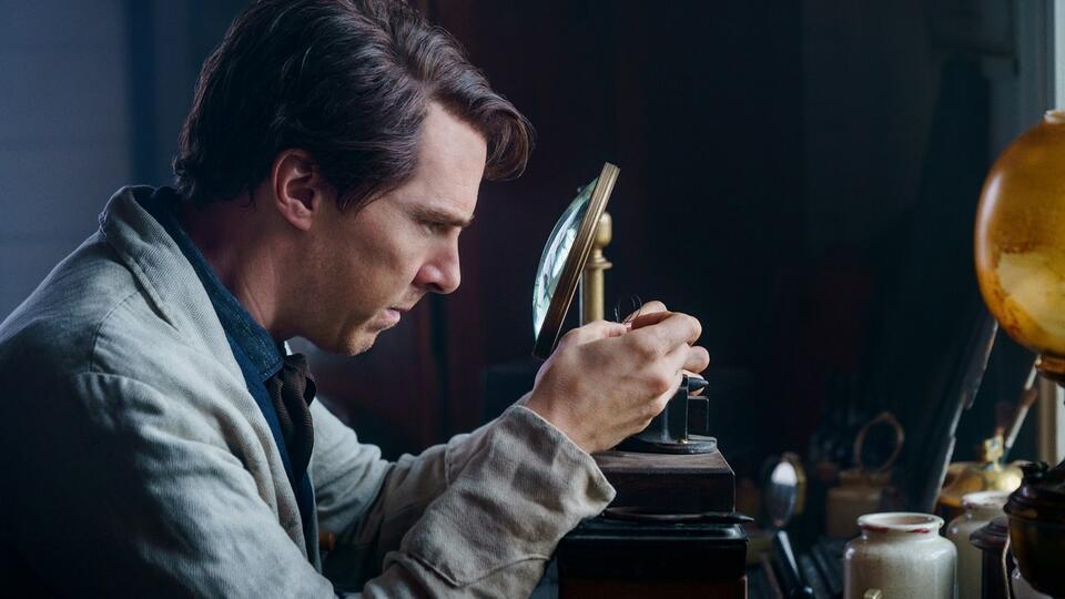Edison - Ein Leben voller Licht mit Benedict Cumberbatch