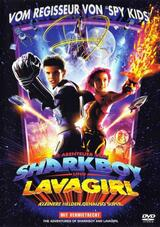 The Adventures of Sharkboy and Lavagirl in 3-D - Poster