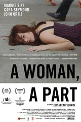 A Woman, a Part - Poster