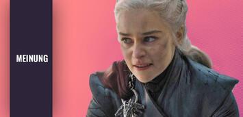 Bild zu:  Game of Thrones mit Emilia Clarke