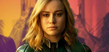 Bild zu:  Brie Larson in Captain Marvel