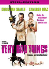 Very Bad Things - Poster