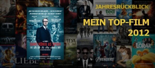 Mein Top-Film 2012 - Dame König As Spion