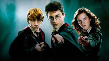 Das Harry Potter-Trio