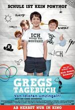 Gregs Tagebuch: Von Idioten umzingelt! Poster