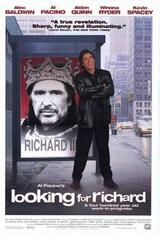 Al Pacino's Looking for Richard - Poster