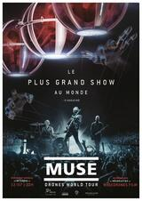Muse Drones World Tour - Poster