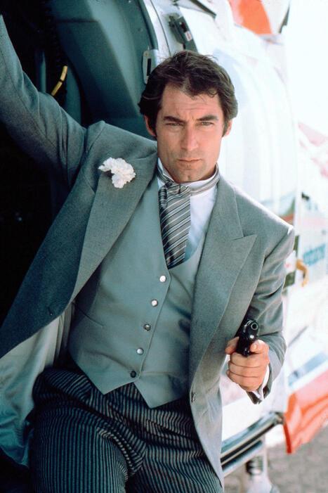 James Bond 007 - Lizenz zum Töten mit Timothy Dalton