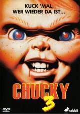 Chucky 3 - Poster
