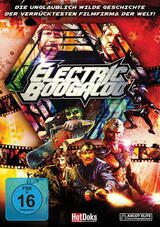 Electric Boogaloo: The Wild, Untold Story of Cannon Films - Poster
