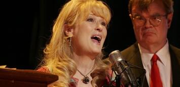 Bild zu:  Meryl Streep wird für ihr Lebenswerk ausgezeichnet