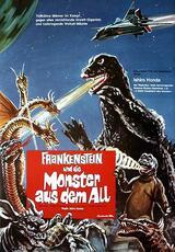 Frankenstein und die Monster aus dem All - Poster