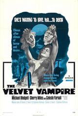 The Velvet Vampire - Poster