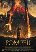 Pompeii 3D Poster