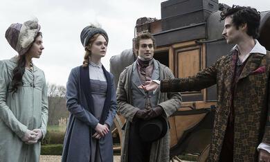 Mary Shelley mit Elle Fanning, Douglas Booth, Tom Sturridge und Bel Powley - Bild 8