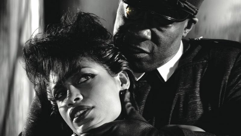 Sin City mit Rosario Dawson und Michael Clarke Duncan