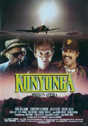 Kunyonga - Mord in Afrika