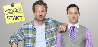 Odd Couple mit Matthew Perry & Thomas Lennon