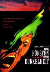 Die Fürsten der Dunkelheit - Poster