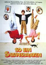 So ein Satansbraten - Poster