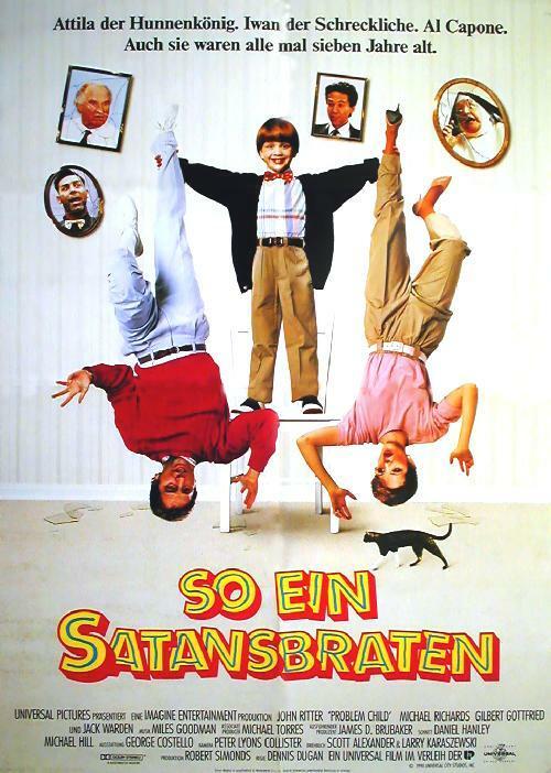 So Ein Satansbraten Film 1990 Moviepilot De