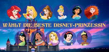 Bild zu:  Die beste Disney-Prinzessin
