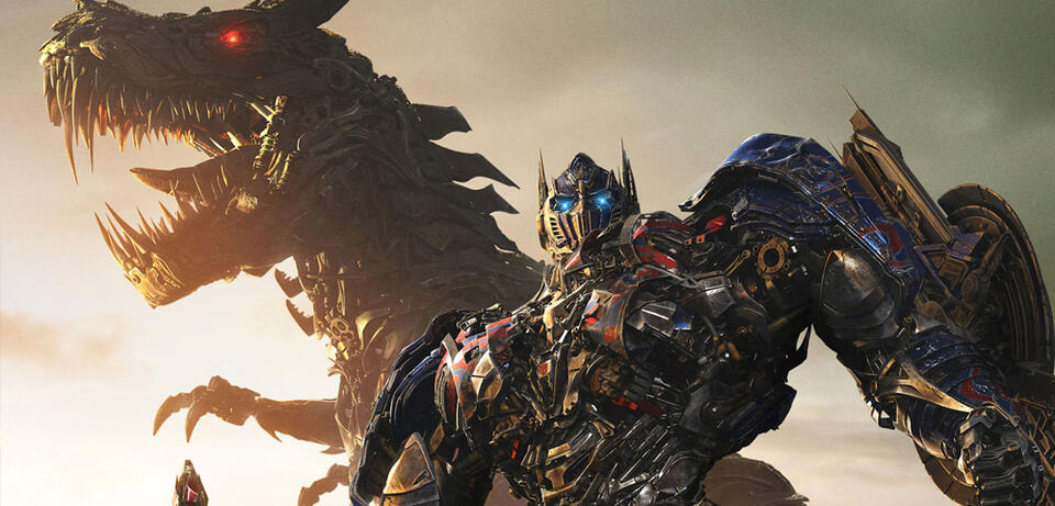 Transformers 5 - The Last Knight