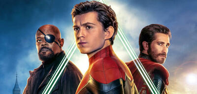Tom Holland als Spider-Man