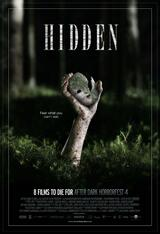 Hidden - Lass die Vergangenheit ruhen - Poster