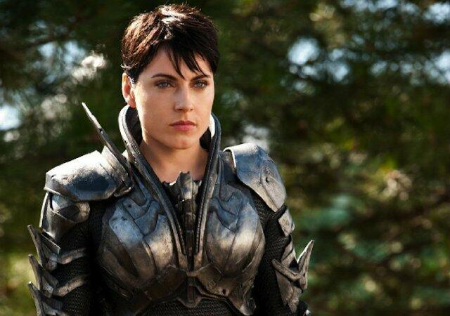 Man of Steel mit Antje Traue