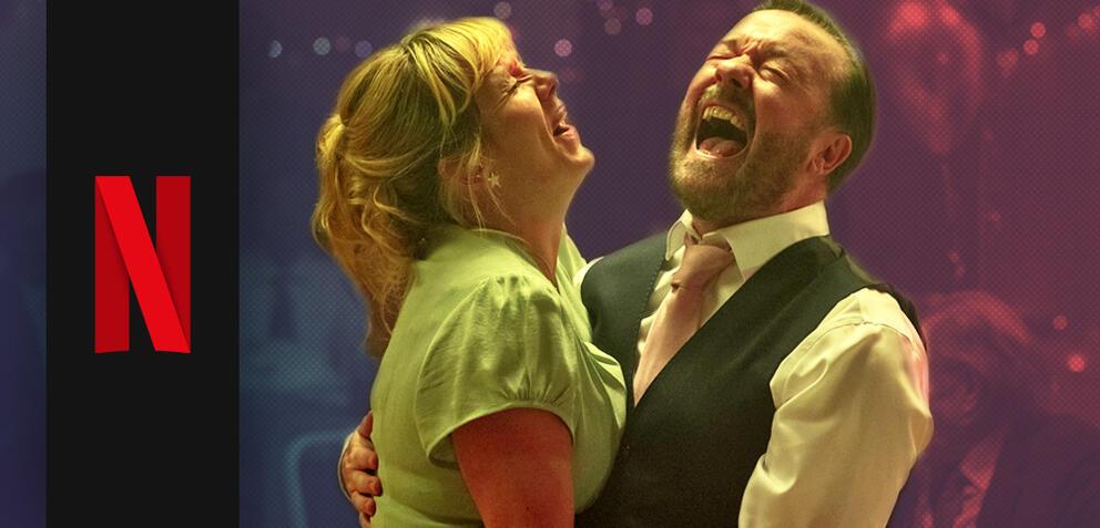 After Life von und mit Ricky Gervais