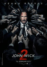 John Wick: Kapitel 2 - Poster
