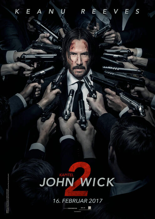 john wick: kapitel 2 besetzung