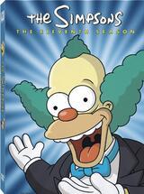 Die Simpsons - Staffel 11 - Poster