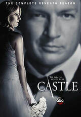 Castle - Staffel 7 - Poster
