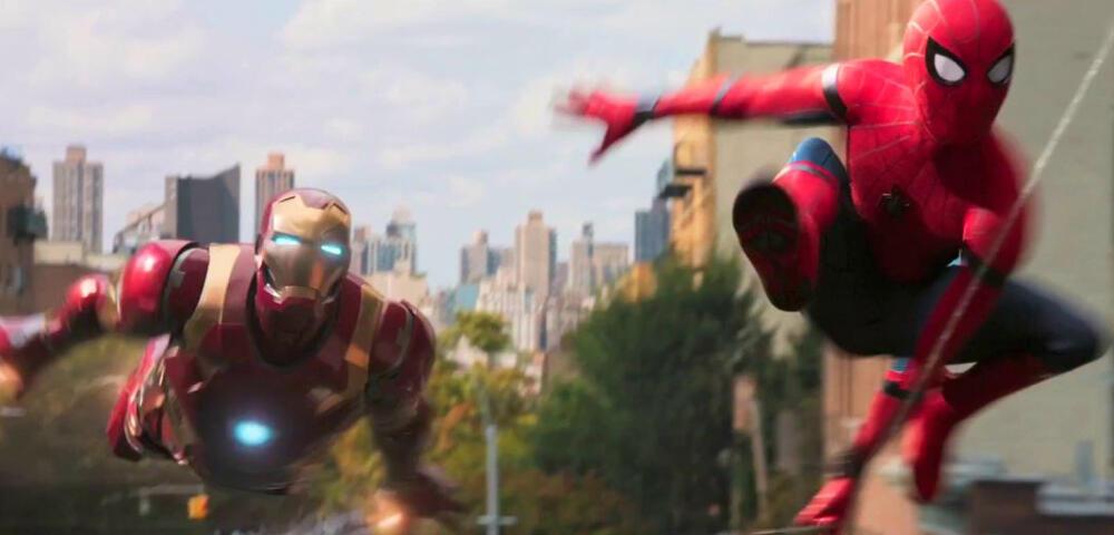 Spider-Man: Homecoming - Spidey vs. Vulture im deutschen Trailer zum Marvel-Fim