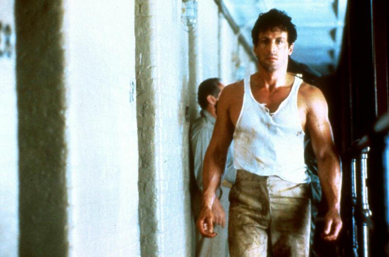 Lock Up - Überleben ist alles mit Sylvester Stallone