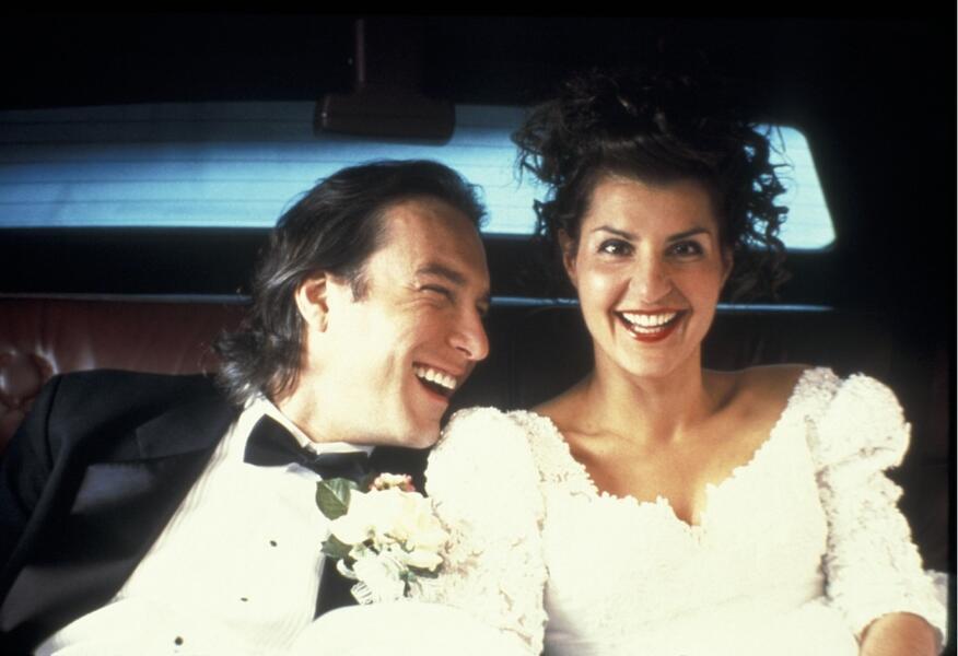 My Big Fat Greek Wedding - Hochzeit auf Griechisch mit John Corbett und Nia Vardalos