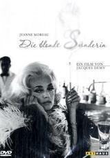 Die blonde Sünderin - Poster
