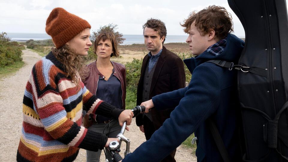 Nord Nord Mord - Sievers und der goldene Fisch mit Oliver Wnuk und Julia Brendler