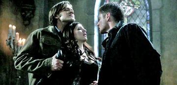 Sam und Dean töten Ruby in Supernatural