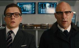 Kingsman 2 - The Golden Circle mit Mark Strong und Taron Egerton - Bild 1