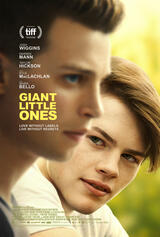 Giant Little Ones - Poster
