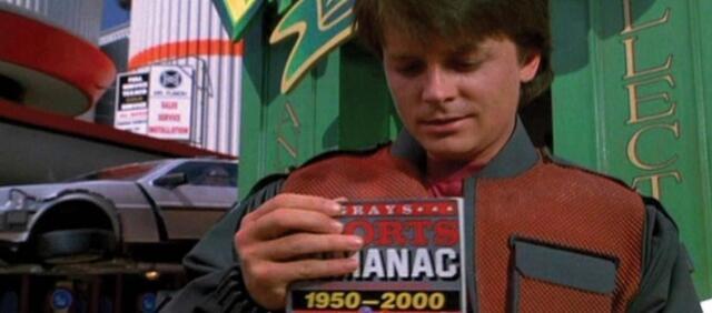 Almanach Zurück In Die Zukunft